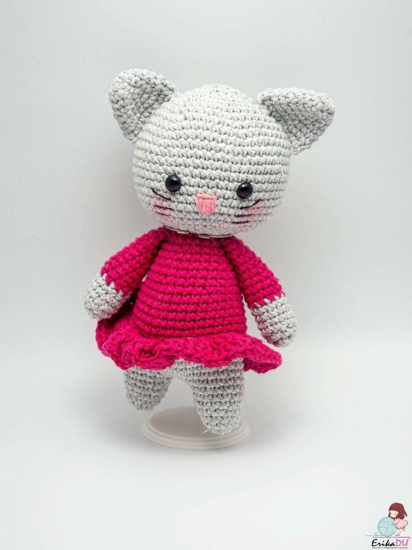 Pisicuta Huggable roz